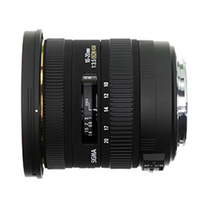 《新品》 SIGMA(シグマ) 10-20mm F3.5 EX DC HSM(キヤノン用)[ Lens | 交換レンズ ]【KK9N0D18P】