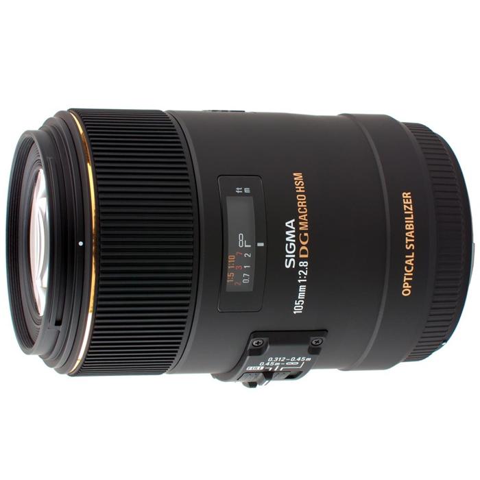 《新品》 SIGMA(シグマ) MACRO 105mm F2.8 EX DG OS HSM(シグマ用)[ Lens | 交換レンズ ]【KK9N0D18P】