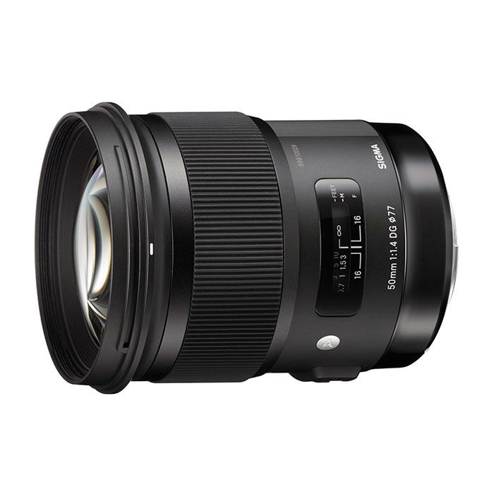 《新品》 SIGMA(シグマ) A 50mm F1.4 DG HSM(キヤノン用)[ Lens | 交換レンズ ]【KK9N0D18P】