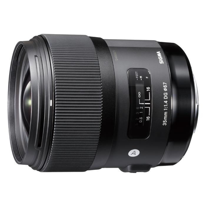 《新品》 SIGMA(シグマ) A 35mm F1.4 DG HSM(ペンタックス用)[ Lens | 交換レンズ ]【KK9N0D18P】