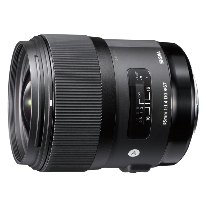 《新品》 SIGMA(シグマ) A 35mm F1.4 DG HSM(ソニーα用)[ Lens | 交換レンズ ]【KK9N0D18P】