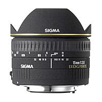 《新品》 SIGMA(シグマ) 15mmF2.8EX DG DIAGONAL FISHEYE(ニコンマウント)[ Lens | 交換レンズ ]【KK9N0D18P】