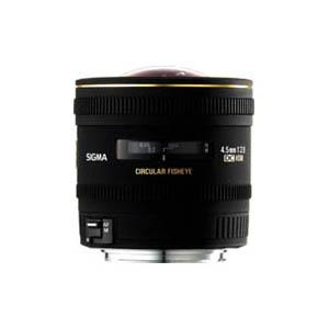 《新品》 SIGMA(シグマ) 4.5mmF2.8EX DC CIRCULAR FISHEYE HSM(ニコン用)〔メーカー取寄品〕[ Lens   交換レンズ ]【KK9N0D18P】