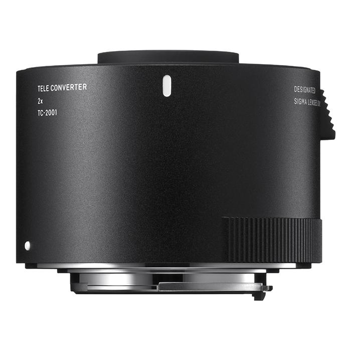 《新品》 SIGMA(シグマ) テレコンバーター TC-2001 (キヤノン用)[ Lens | 交換レンズ ]【KK9N0D18P】