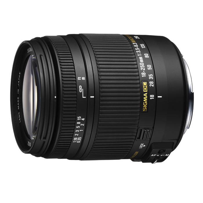 《新品》 SIGMA(シグマ) 18-250mm F3.5-6.3 DC MACRO HSM(ソニーα用)[ Lens | 交換レンズ ]【KK9N0D18P】【在庫限り】