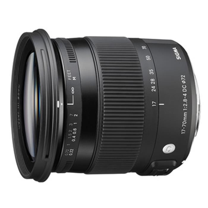 《新品》 SIGMA(シグマ) C 17-70mm F2.8-4 DC MACRO OS HSM(ニコン用)[ Lens | 交換レンズ ]【KK9N0D18P】