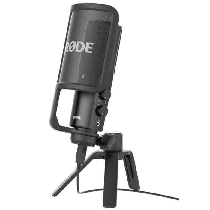 《新品アクセサリー》 RODE (ロード) USB接続コンデンサーマイク NT-USB〔メーカー取寄品〕【KK9N0D18P】