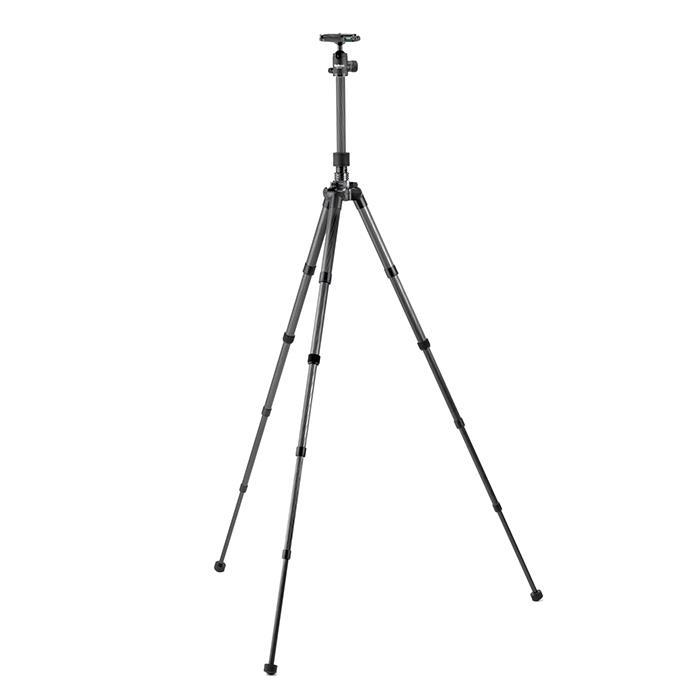 《新品アクセサリー》 Velbon (ベルボン) 小型高伸縮比カーボン5段三脚 UTC-63【KK9N0D18P】
