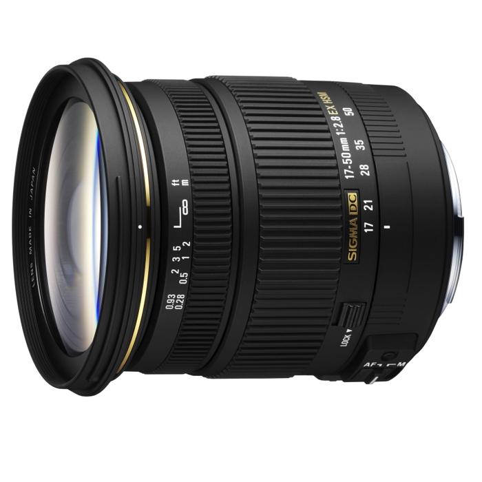 《新品》 SIGMA(シグマ) 17-50mm F2.8 EX DC HSM(ペンタックス用)[ Lens | 交換レンズ ]【KK9N0D18P】
