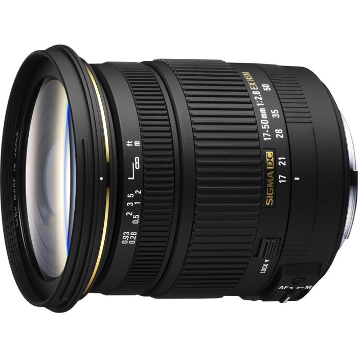 《新品》 SIGMA(シグマ) 17-50mmF2.8 EX DC HSM(ソニーα用)[ Lens | 交換レンズ ]【KK9N0D18P】