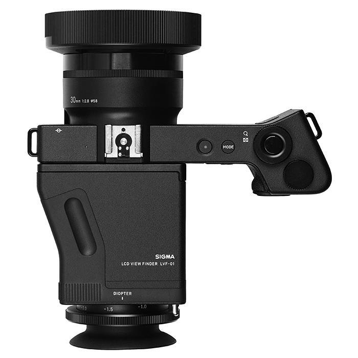 《新品》 SIGMA(シグマ) dp2 Quattro LCDビューファインダーキット[ コンパクトデジタルカメラ ]【KK9N0D18P】