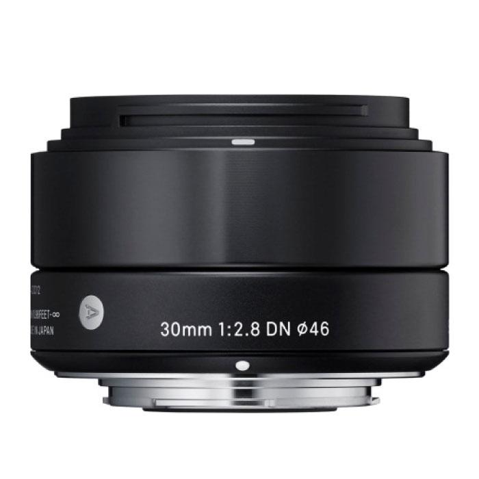 《新品》 SIGMA(シグマ) A 30mm F2.8 DN (マイクロフォーサーズ用) ブラック[ Lens | 交換レンズ ]【KK9N0D18P】