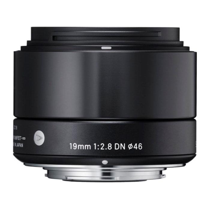 《新品》 SIGMA(シグマ) A 19mm F2.8 DN (マイクロフォーサーズ用) ブラック[ Lens | 交換レンズ ]【KK9N0D18P】