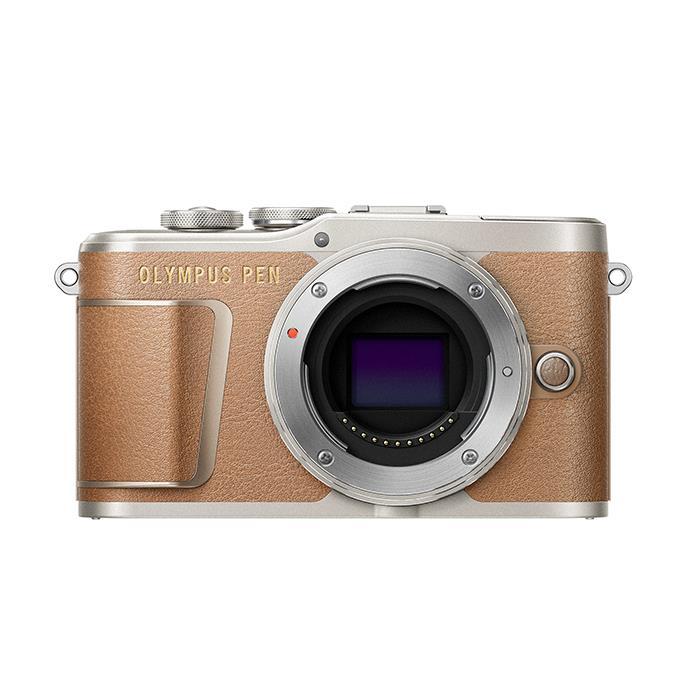 《新品》OLYMPUS (オリンパス) PEN E-PL9 ボディ ブラウン【¥5,000-キャッシュバック対象】[ ミラーレス一眼カメラ | デジタル一眼カメラ | デジタルカメラ ] 【KK9N0D18P】