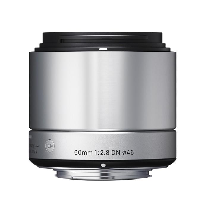 《新品》 SIGMA(シグマ) A 60mm F2.8 DN(マイクロフォーサーズ用) シルバー[ Lens | 交換レンズ ]【KK9N0D18P】