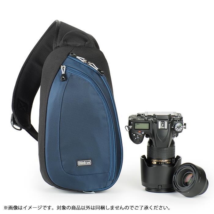 《新品アクセサリー》 thinkTANKphoto (シンクタンクフォト) ターンスタイル10 V2.0 ブルーインディゴ【KK9N0D18P】