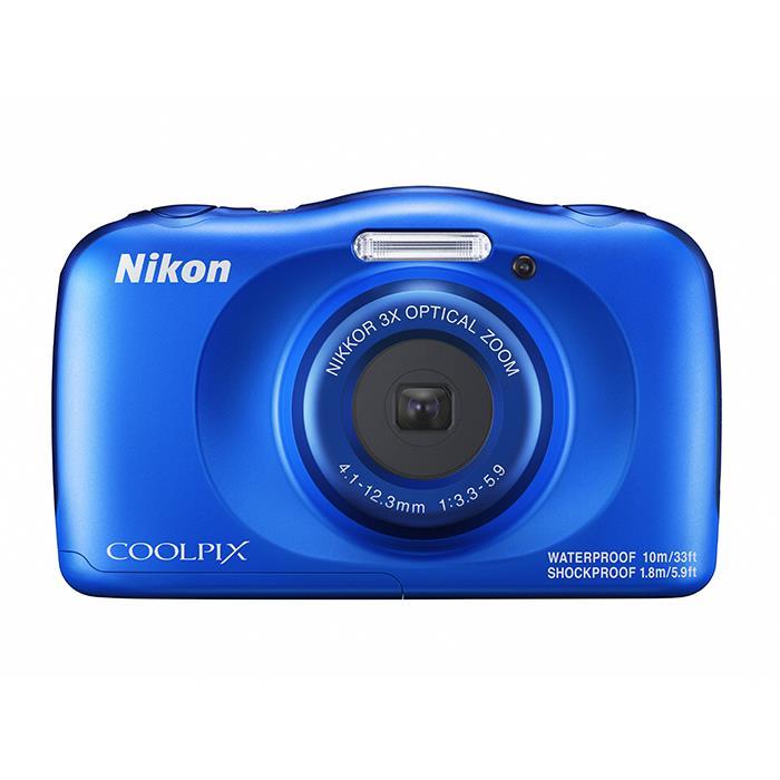 《新品》 Nikon (ニコン) COOLPIX W150 ブルー[ コンパクトデジタルカメラ ] 【KK9N0D18P】