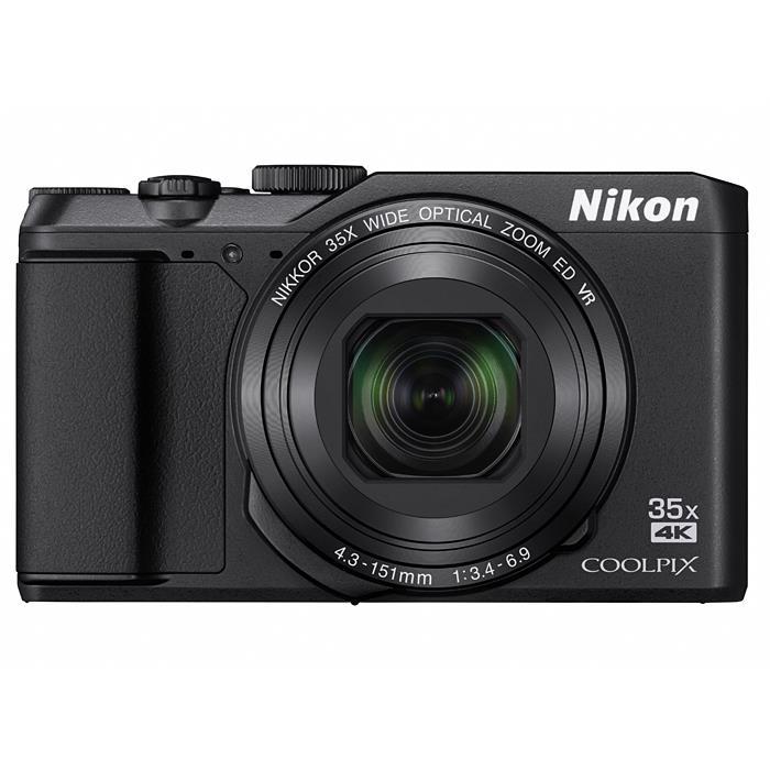 《新品》 Nikon (ニコン) COOLPIX A900 ブラック[ コンパクトデジタルカメラ ]【KK9N0D18P】※お一人様1点限り