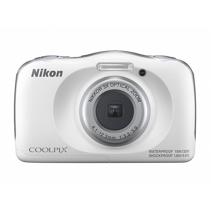 《新品》 Nikon (ニコン) COOLPIX W150 ホワイト[ コンパクトデジタルカメラ ] 【KK9N0D18P】