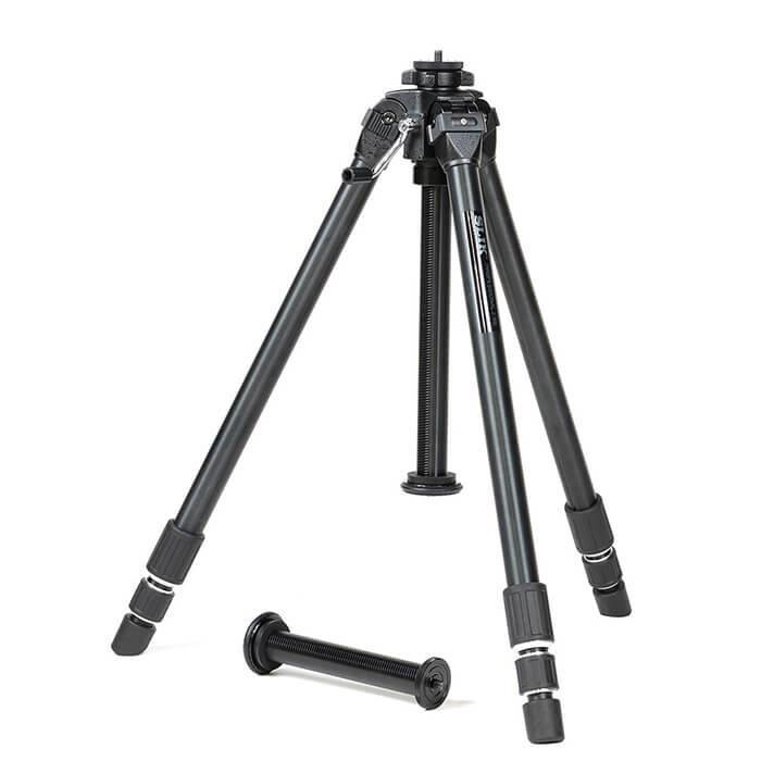 《新品アクセサリー》 SLIK (スリック) 大型アルミ3段三脚 プロフェッショナル2 NS 脚のみ 【MapCamera購入特典!メーカー保証2年付き】[最大パイプ径: 32mm / 最大耐荷重: 10kg / 雲台別売 ]【KK9N0D18P】