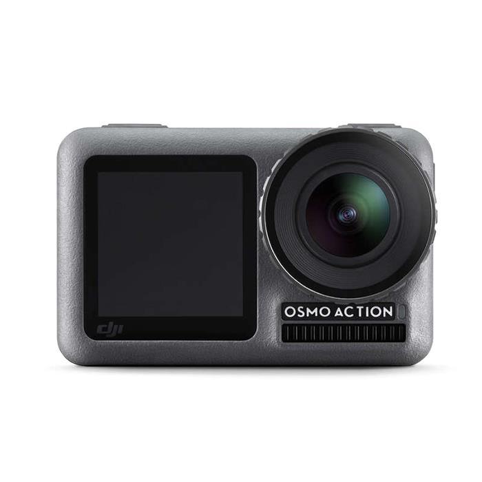 《新品》 DJI (ディージェイアイ)Osmo Action OSMACT[ ウェアラブルカメラ ]【KK9N0D18P】