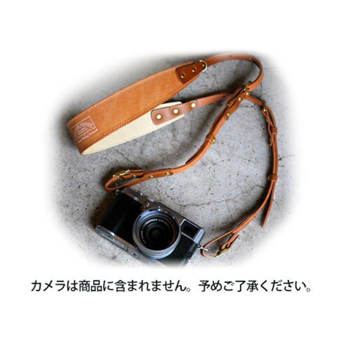 《新品アクセサリー》 ANCHOR BRIDGE Vachettaストラップ Vachetta×キャメル【KK9N0D18P】