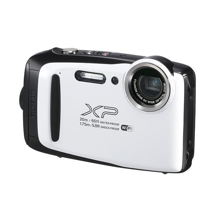 《新品》FUJIFILM (フジフイルム) FinePix XP130 ホワイト[ コンパクトデジタルカメラ ]【KK9N0D18P】【在庫限り(生産完了品)】