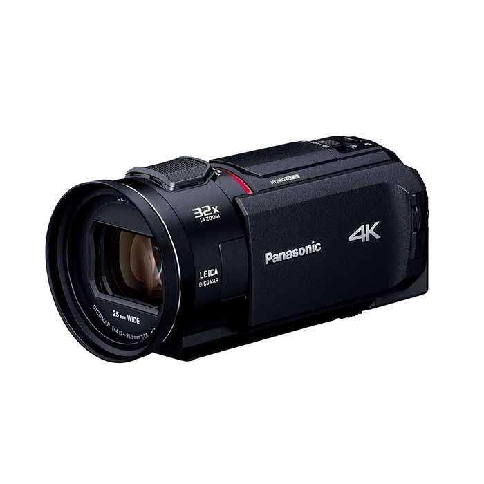 《新品》Panasonic (パナソニック) デジタル4Kビデオカメラ HC-WX1M ブラック【KK9N0D18P】