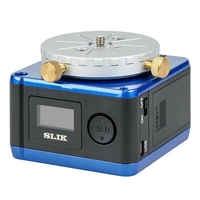 《新品アクセサリー》 SLIK (スリック) タイムラプス赤道儀 ECH-630【KK9N0D18P】※メーカーからの配送となります。~送料無料~