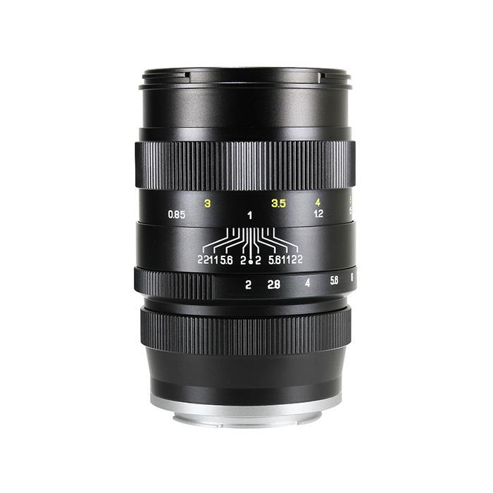 《新品》ZHONG YI OPTICAL CREATOR 85mm F2 (ソニーE用/フルサイズ対応) ブラック[ Lens | 交換レンズ ]【KK9N0D18P】