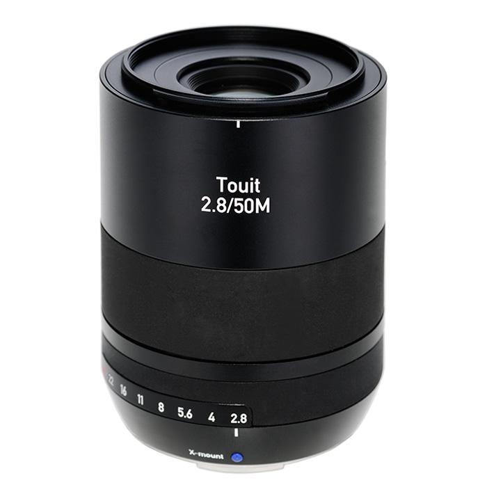 《新品》 Carl Zeiss(カールツァイス) Touit 50mm F2.8 マクロ(フジフイルムX用) [ Lens   交換レンズ ]【KK9N0D18P】