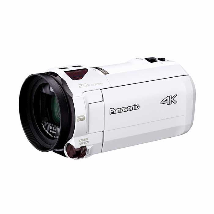 《新品》Panasonic (パナソニック) デジタル4Kビデオカメラ HC-VX990M ホワイト【KK9N0D18P】