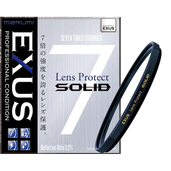 《新品アクセサリー》 marumi(マルミ) EXUS Lens Protect SOLID 72mm 【KK9N0D18P】