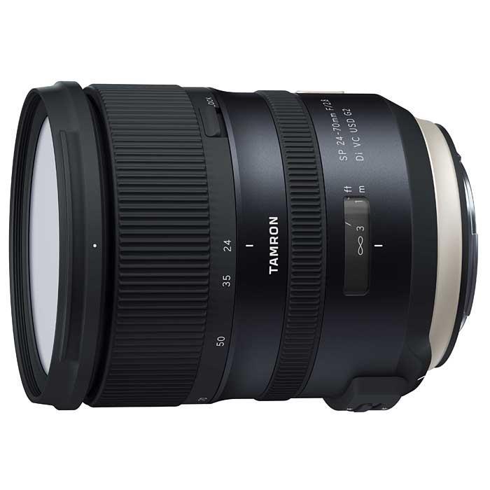《新品》 TAMRON (タムロン) SP 24-70mm F2.8 Di VC USD G2 A032E(キヤノン用) [ Lens | 交換レンズ ]【KK9N0D18P】