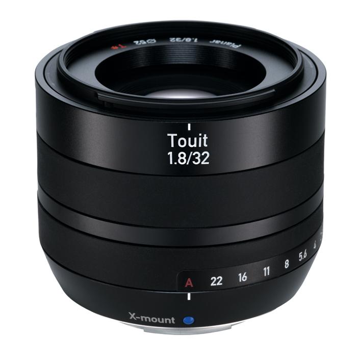 《新品》 Carl Zeiss(カールツァイス) Touit 32mm F1.8(フジフイルムX用)[ Lens | 交換レンズ ]【KK9N0D18P】