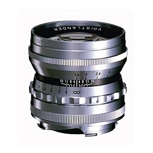 《新品》 Voigtlander(フォクトレンダー) NOKTON 50mm F1.5 Vintage Line Aspherical VM(ライカM用) シルバー[ Lens | 交換レンズ ]【KK9N0D18P】