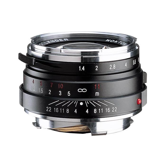 《新品》 Voigtlander(フォクトレンダー) NOKTON classic 40mm F1.4 SC VM(ライカM用)[ Lens   交換レンズ ]〔レンズフード別売〕【KK9N0D18P】