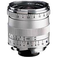 《新品》 Carl Zeiss(カールツァイス) Biogon T* 25mm F2.8 ZM(ライカM用) シルバー[ Lens | 交換レンズ ]〔レンズフード別売〕【KK9N0D18P】