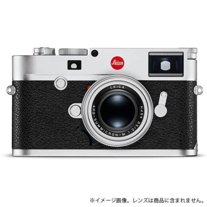 【あす楽】《新品》 Leica (ライカ) M10 シルバークローム[ デジタル一眼カメラ | デジタルカメラ ]【KK9N0D18P】