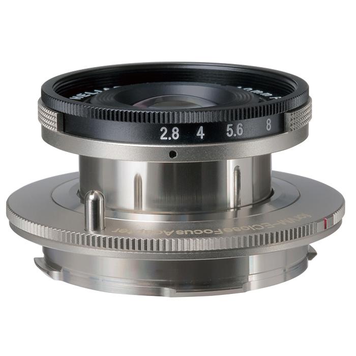 《新品》 Voigtlander(フォクトレンダー) HELIAR 40mm F2.8 VM※ご購入の際は主な仕様欄の注意事項をご確認ください。[ Lens | 交換レンズ ]【KK9N0D18P】