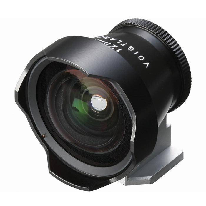 《新品アクセサリー》 Voigtlander (フォクトレンダー) 12mm View Finder M【KK9N0D18P】