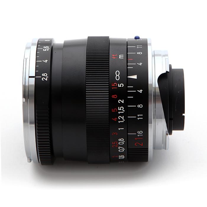 《新品》 Carl Zeiss(カールツァイス) Biogon T* 21mm F2.8 ZM(ライカM用) ブラック[ Lens | 交換レンズ ]〔レンズフード別売〕【KK9N0D18P】