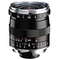 《新品》 Carl Zeiss(カールツァイス) Biogon T* 25mm F2.8 ZM(ライカM用) ブラック[ Lens | 交換レンズ ]〔レンズフード別売〕【KK9N0D18P】