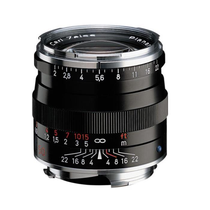 《新品》 Carl Zeiss(カールツァイス) Planar T* 50mm F2 ZM(ライカM用) ブラック[ Lens | 交換レンズ ]〔レンズフード別売〕【KK9N0D18P】