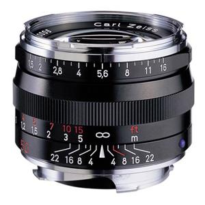《新品》 Carl Zeiss(カールツァイス) C Sonnar T* 50mm F1.5 ZM(ライカM用) ブラック[ Lens | 交換レンズ ]〔レンズフード別売〕【KK9N0D18P】