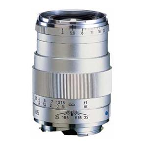 《新品》 Carl Zeiss(カールツァイス) Tele-Tessar T* 85mm F4 ZM(ライカM用) シルバー[ Lens | 交換レンズ ]〔レンズフード別売〕【KK9N0D18P】