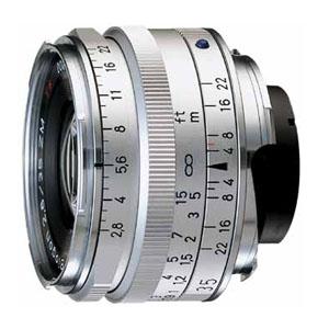 《新品》 Carl Zeiss(カールツァイス) C Biogon T* 35mm F2.8 ZM(ライカM用) シルバー[ Lens | 交換レンズ ]〔レンズフード別売〕【KK9N0D18P】