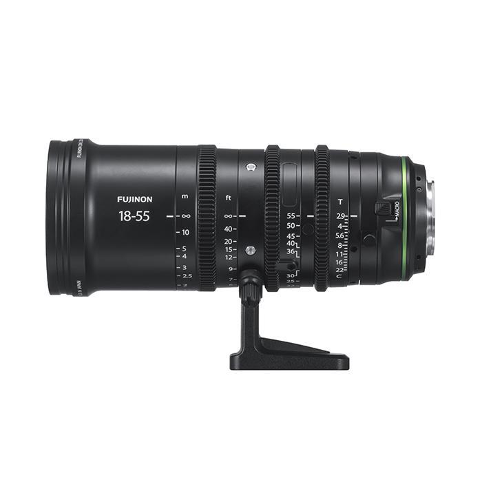 《新品》FUJIFILM (フジフイルム) フジノン MKX 18-55mm T2.9〔メーカー取寄品〕[ Lens | 交換レンズ ]【KK9N0D18P】