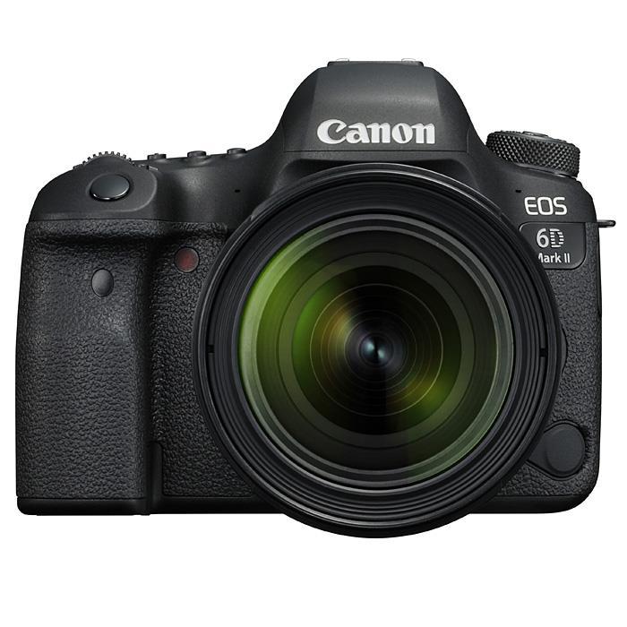 《新品》 Canon(キヤノン) EOS 6D Mark II EF24-70 F4L IS USM レンズキット[ デジタル一眼レフカメラ | デジタル一眼カメラ | デジタルカメラ ]【KK9N0D18P】
