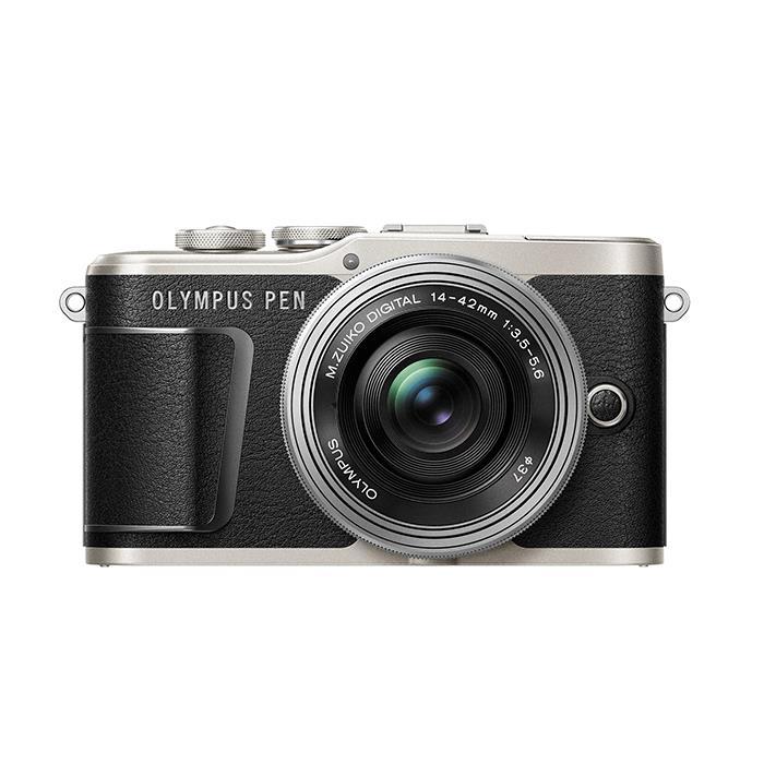 【あす楽】《新品》OLYMPUS (オリンパス) PEN E-PL9 14-42mm EZレンズキット ブラック【¥5,000-キャッシュバック対象】[ ミラーレス一眼カメラ | デジタル一眼カメラ | デジタルカメラ ] 【KK9N0D18P】